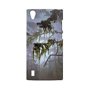 BLUEDIO Designer Printed Back case cover for VIVO Y15 / Y15S - G7545