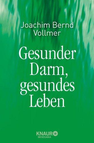 Buchseite und Rezensionen zu 'Gesunder Darm -: gesundes Leben' von Joachim Bernd Vollmer