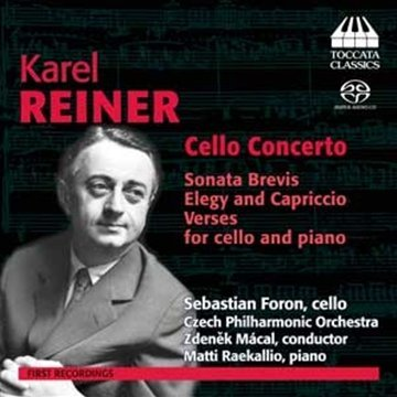Buy Karel Reiner: Cello Concerto From amazon