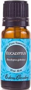 Eucalyptus 100 Pure Therapeutic Grade Essential Oil- 10 ml