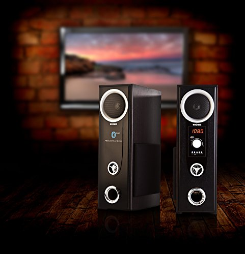 Envent ROCK U – BLUETOOTH Mini Tower Speaker