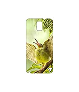 Vogueshell Bird Printed Symmetry PRO Series Hard Back Case for Samsung Galaxy Note 3