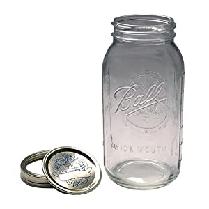 Ball Mason Jars 1/2 Gal.