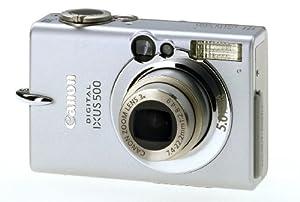 Canon Ixus 500 Digital Camera [5.0MP , 3 x Optical]