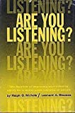 img - for Are You Listening? book / textbook / text book