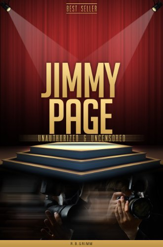 Jimmy Page Unauthorized & Uncensored