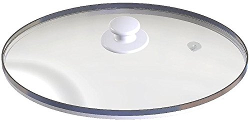 Replacement Oval Glass Lid Crock Pot & Slow Cooker For Rival Scvp609-kls (Glass Pot Lid Replacement Knob compare prices)