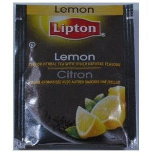 Lipton® Lemon Herbal Tea (Box of 28)