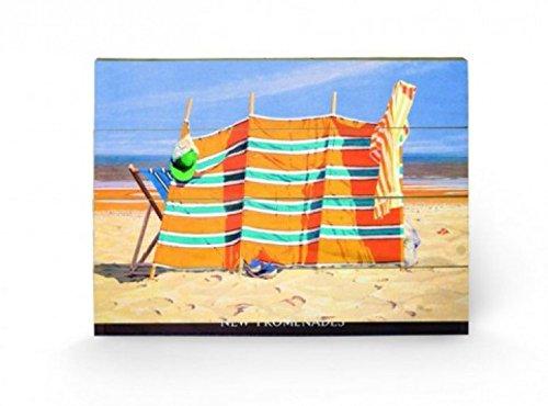 Playas - Heatwave, Jonathon Sanders Cuadro De Madera (60 x 40cm)