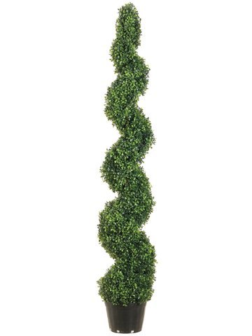 allstate-floral-lpb715-gr-5-ft-knock-down-pond-boxwood-spiral-topiary-in-plastic-pot-green