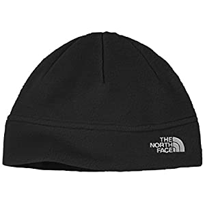 The North Face TNF Standard Issue Beanie Hat (Large/XL): Black