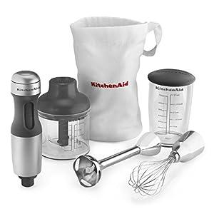 KitchenAid KHB2351 3-Speed Hand Blender