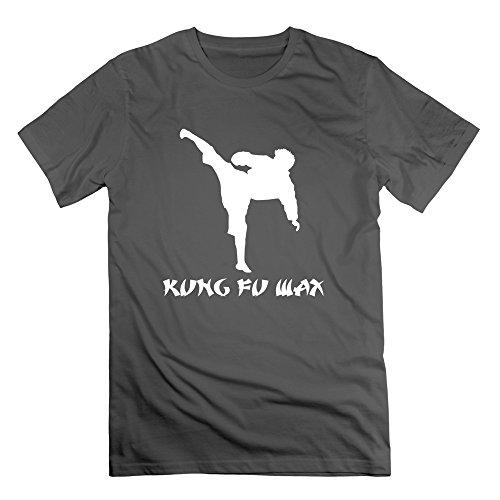 Qincent Men's Pre-cotton Shirts Kung Fu