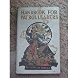 Handbook for Patrol Leaders