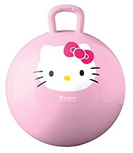 Ball Bounce and Sport Toys Hello Kitty Hopper (Styles and Colors May Vary)