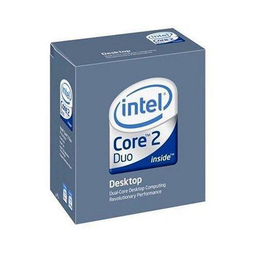 Intel Core 2 Duo E4600 Socket 775 Dual Core CPU - BX80557E4600SL