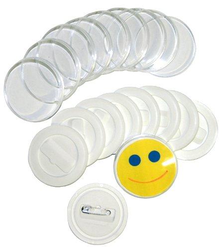 Eduplay Buttons mit Anstecknadel 10er Set hergestellt von Eduplay