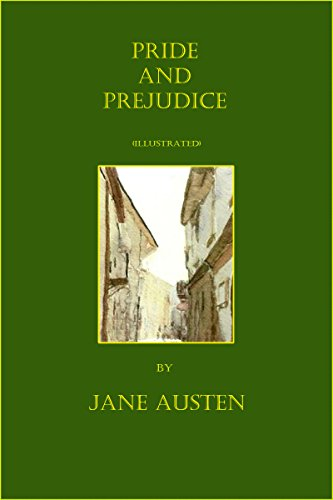 Jane Austen - Pride and Prejudice - (Illustrated) (English Edition)