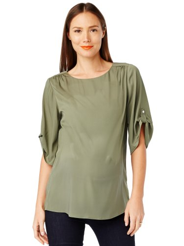 Rosie Pope Maternity Alison Blouse Classic