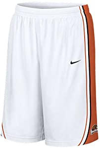 Nike Oregon State Beavers Replica Basketball Shorts-White by Nike
