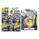 Pokemon Diamond and Pearl Poke Ball Keychain - Chimchar