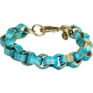 We Dream in Colour Link Bracelet - Women's Seville, One Size