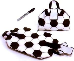 Vesture Soccer Lava Buns by Vesture