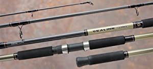 Daiwa SLS1503MHFS Sealine Surf SpinRod, 15-Feet, Medium Heavy