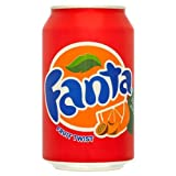 Fanta Fruit Twist 330ml (Pack of 24)
