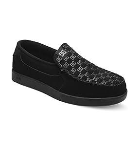 DC Men's Villain TX Skate Shoe,Black,12 M US