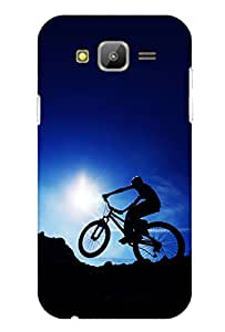 Ally Printed 3D Back cover for Samsung Galaxy J5