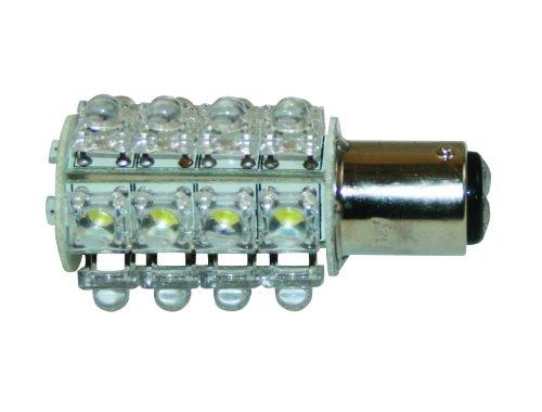 Seasense Led Trailer Bulb White Cluster White 1157 Style