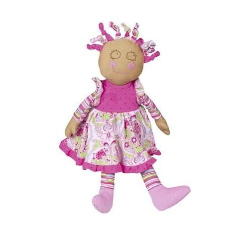 Maison chic ellie 14 crazy doll in fuchsia dress for Maison chic revue