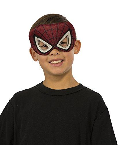 Rubie's Costume Spider-Man Child Costume Plush Eye Mask