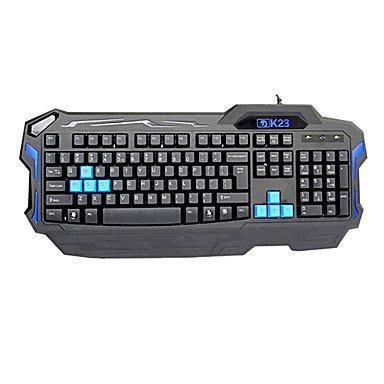Mch-K23 Usb Wired Led Optical Gaming Keyboard