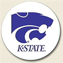 Kansas State University Coaster for Your Car