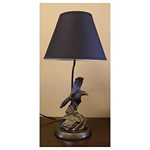 NFL Tim Wolfe Table Lamp NFL Team: Baltimore Ravens by Tailgate Toss