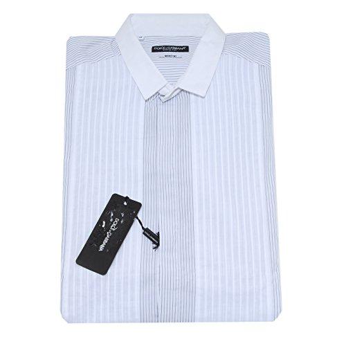 21479 camicia DOLCE&GABBANA D&G MARTINI camicie uomo shirt men [17 (43)]