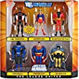DC Universe Justice League Unlimited Exclusive Action Figure 6-Pack The League United (Superman, Supergirl, Mr. Terrific, Elongated Man, Obsidian and Hourman)