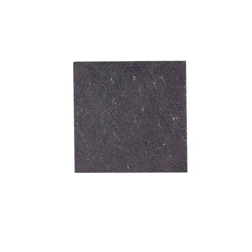 カラー純銀箔 #615 灰青色 3.5㎜角×5枚