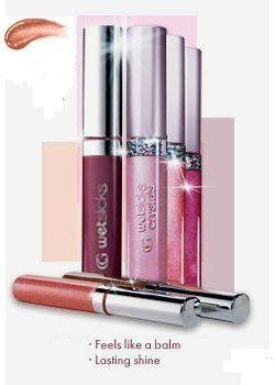 CoverGirl Wetslicks Lipgloss, Pink Sequin 330