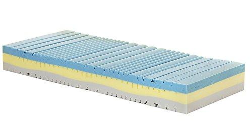 Materassimemory Melody, materasso singolo in memory foam da 90 x 200 x 23 cm