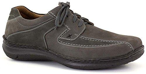 Josef Seibel Schuhe Halbschuhe Überweite K Anvers 08 43360-920, schuhgröße_1:eur 45;Farbe:gris