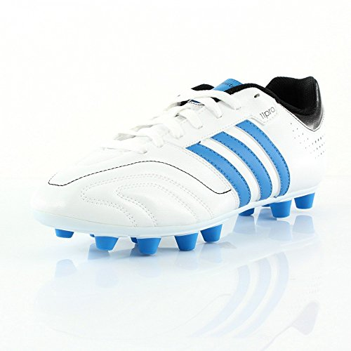 adidas performance - 11 Questra FG - 41 1/3, blanc