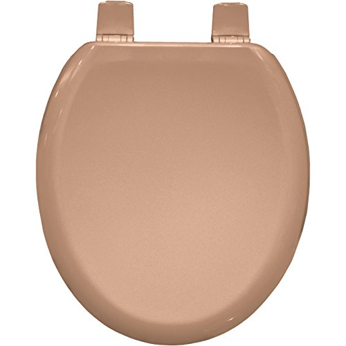 Bemis Chicago Stay Tight Toilet Seat Pink Novelty