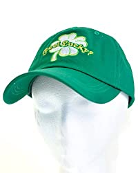 Hat Trick Hat with Bottle Opener Attached/Feel Lucky logo