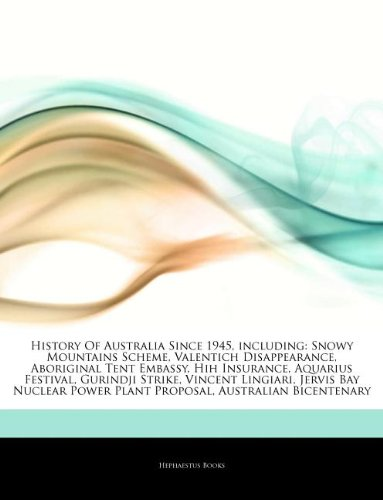 articles-on-history-of-australia-since-1945-including-snowy-mountains-scheme-valentich-disappearance