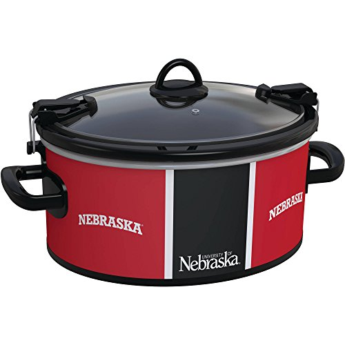 Crock-Pot NCAA 6-Quart Slow Cooker, Arkansas (Bella Dots Crock Pot compare prices)