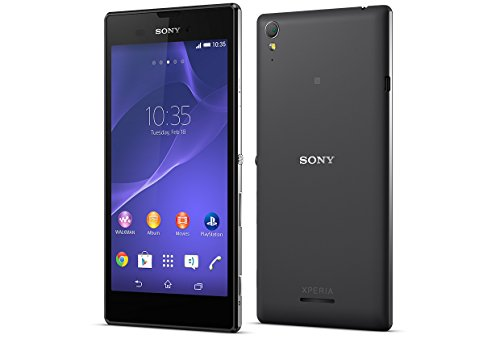 Sony Xperia T3 4G D5103 Black 【並行輸入品】