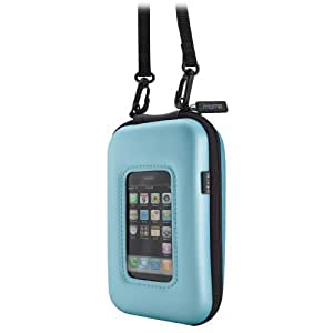 iHome iHM4 Portable Speaker Case for iPod, iPhone, and MP3 Players (Blue)